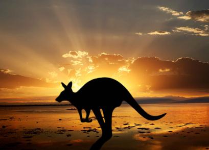 Reisen nach Australien