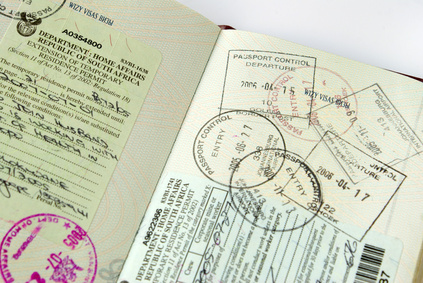 Work and Travel Südafrika Visum